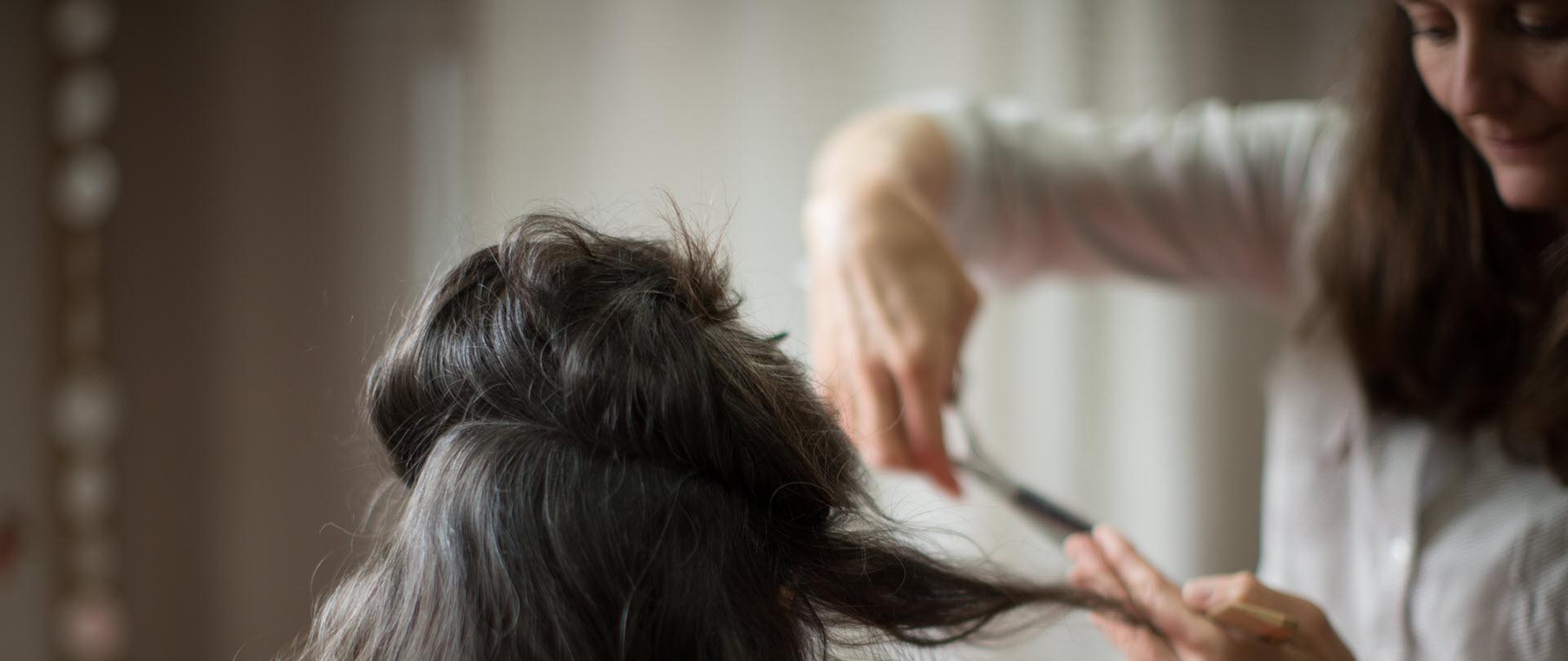 Eliane Rothenbühler Zeit für's Haar